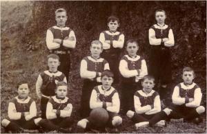 1907 Football 2nd-XI