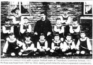 1911 Football juniors