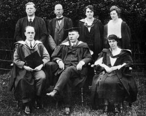 1922 Staff