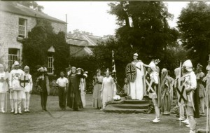1930s Pageant