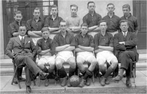 1934-1935 Football