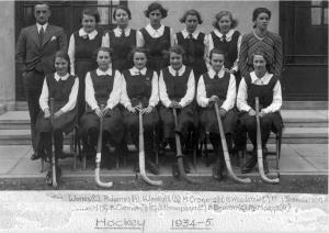 1934 -35 Hockey