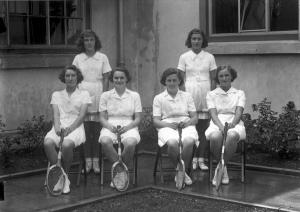 1938 Tennis