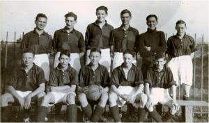 1939 Football v Army