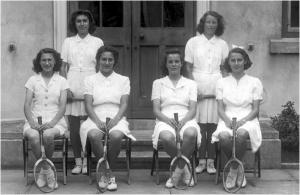 1940 Tennis