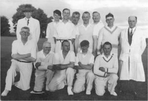 1940 Cricket parents eleven