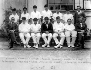 1941 Cricket