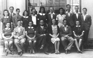 1942-43 Prefects