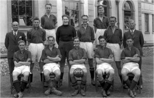 1944-1945 Football