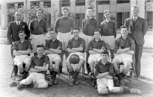 1945-1946 Team