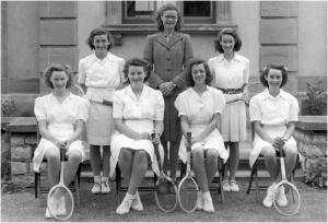 1946 Tennis