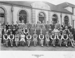 1946 School Choir