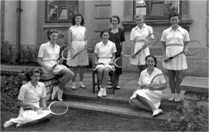 1948 probably Tennis