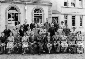 1950-51 Prefects