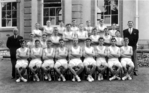 1953 Gym team