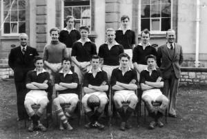 1953-54 Football Team