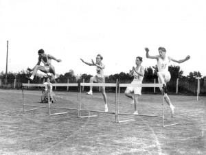 1955 Hurdles
