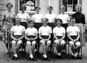 1956 under 14s Rounders