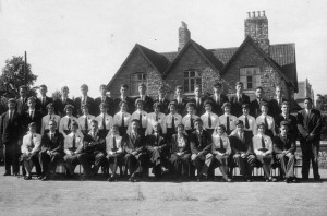 1957-58 Prefects