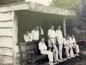 1958 New Chantry field pavillion