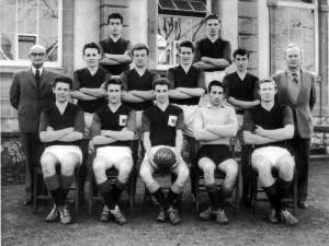 1961 FootballTeam