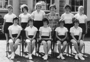 1961 under 14s Rounders