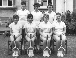 1962 Tennis