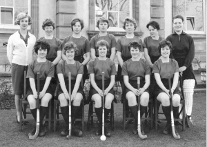 1962 circa Hockey
