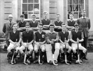 1961-62 Hockey boys