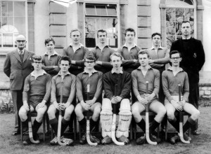 1962-63 Hockey boys