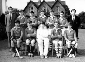 1964-65 Hockey boys