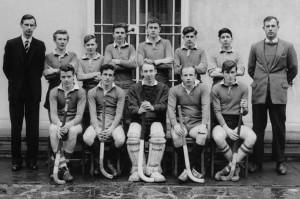 1963-64 Hockey boys