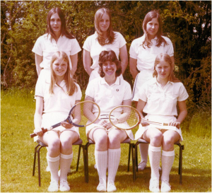 1971 or 1972 Tennis