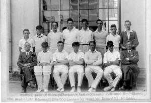 1943 Cricket Team
