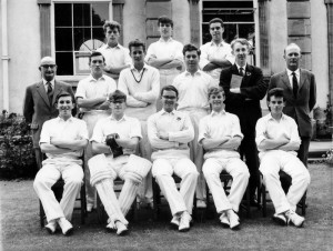 1963 Cricket Team