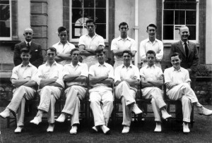 1956 Cricket Team