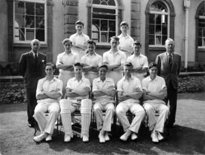 1954? Cricket Team