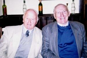 Dennis Spratt & Mervyn Bennett