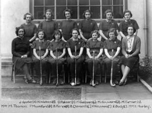 1938 Hockey