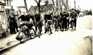 Ride 9th April 1940