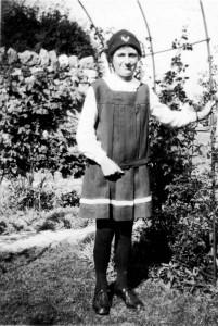 1929/30 approx Joan Higgins