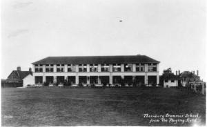 Main buildings