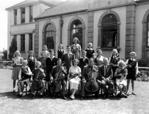 Orchestra 1949 or 1950