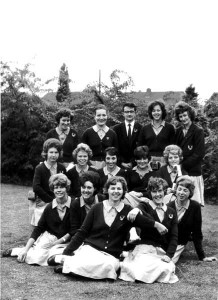 1962  prefects group