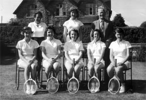 Tennis & Mr Johnson