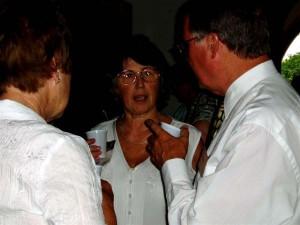 Christine Jeans Tony Harding