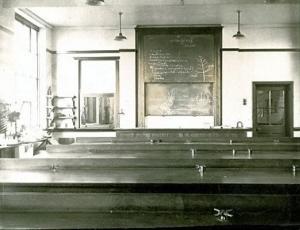 physics lab by Tony Hills